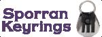 Sporran Keyrings Logo